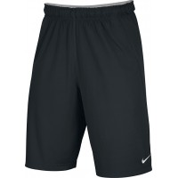 Tillamook Track 20: Adult-Size - Nike Team Fly Athletic Shorts - Black - No Logo